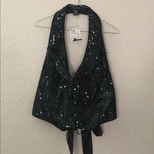 New Ashley Stewart vest size 18/20